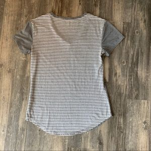 Toms Tops - Target x Toms printed graphic tee shirt